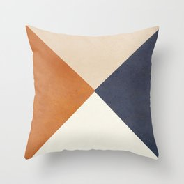 Attached Abstraction 08 Throw Pillow