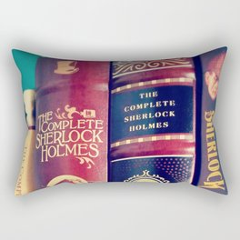 Library of Sherlock Holmes Rectangular Pillow