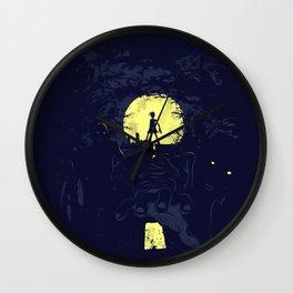 Last Living Wall Clock