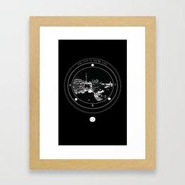 416416416 Framed Art Print