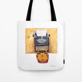 The Great Catsby. Tote Bag