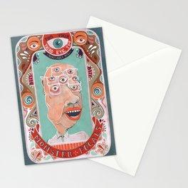 Monster Focals Stationery Cards
