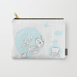 Pinocchio: Jiminy Cricket Bubbles Carry-All Pouch