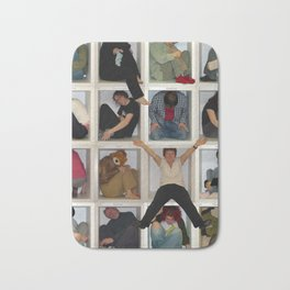 Artists in a Box Bath Mat