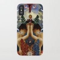 venus iPhone & iPod Cases featuring Venus by DIVIDUS