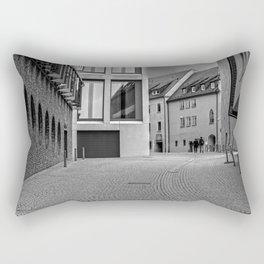 Fishermensquarter Ulm / Streetphotography Rectangular Pillow