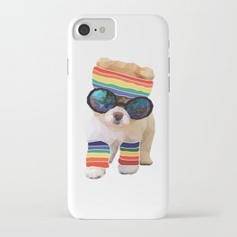 Pom Fabulous iPhone Case
