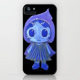 Moonkhin 5 (Iridum Cobalt) iPhone Case