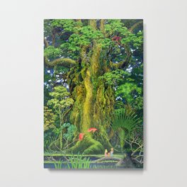 Mana Sanctuary Metal Print