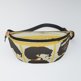 Top High Fidelity List Fanny Pack