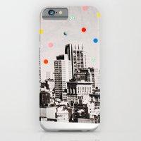 citydots iPhone 6s Slim Case