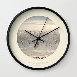 Love the wildlife... Wall Clock