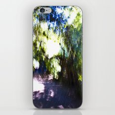 Boboli Gardens iPhone & iPod Skin
