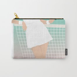 Let's Play #society6 #decor #buyart Carry-All Pouch