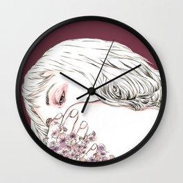 Ombre I Wall Clock