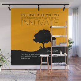 Innovate Wall Mural
