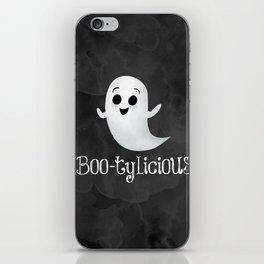 Boo-tylicious iPhone Skin
