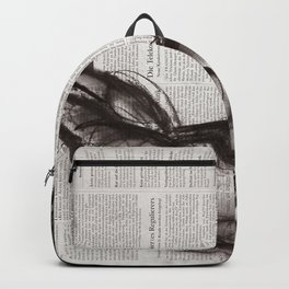 Reading by the Sea Backpack