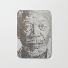 Morgan Freeman Bath Mat