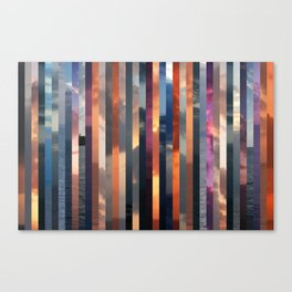 Cloud splice Canvas Print