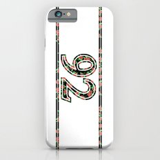 EST | Floral iPhone 6s Slim Case
