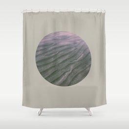 underwater distortions Shower Curtain