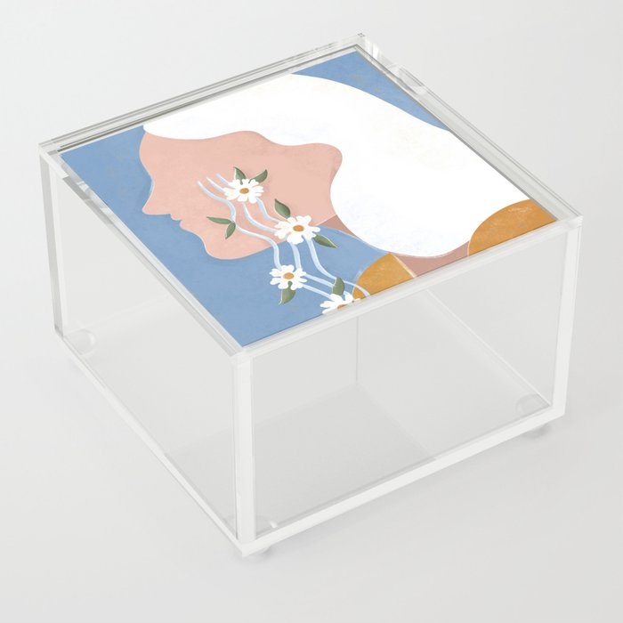Fierce tears Acrylic Box