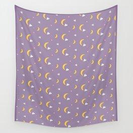 Usagi Tsukino Sheet Duvet - Sailor Moon Bunnies Wall Tapestry