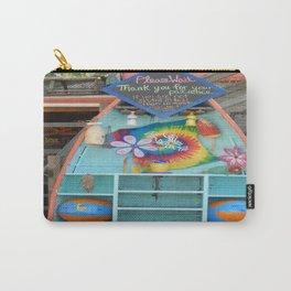 Beach Bum Cafe Carry-All Pouch