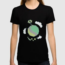 The Little Lamp Planet T-shirt