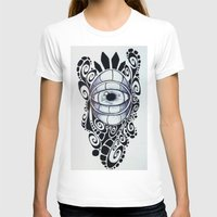 evil eye T-shirts featuring Evil Eye by King Catastropa