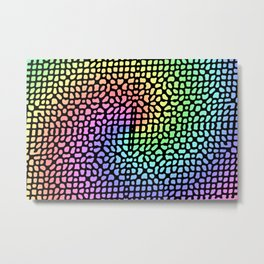 Colorandblack serie 308 Metal Print