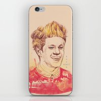 niall horan iPhone & iPod Skins featuring Niall Horan by vanessa