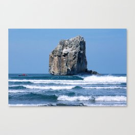 Witches Rock * Costa Rica Canvas Print