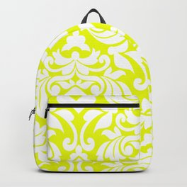 Lemon Fancy Backpack