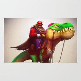 Super Mario XIX Rug