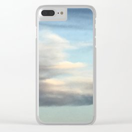 untitled 7 Clear iPhone Case