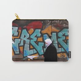 graffiti in Istanbul Carry-All Pouch