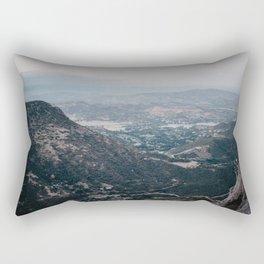 God's Seat Rectangular Pillow