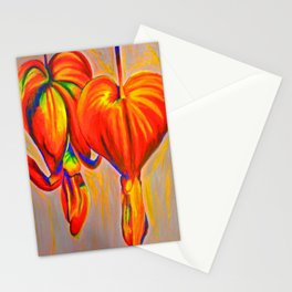 Lamprocapnos Stationery Cards