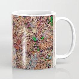 DAWN REDWOOD ON THE FOREST FLOOR Coffee Mug