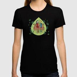 Life and living T-shirt
