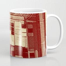 City Life Reflection Coffee Mug