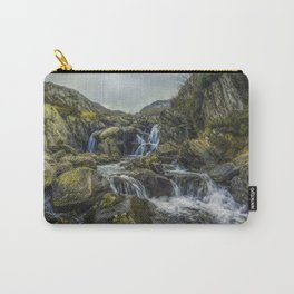 The Hidden Waterfall Carry-All Pouch