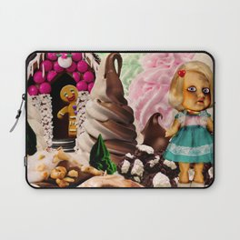 Soft Serve Forest (Candy Christmas Series) Laptop Sleeve