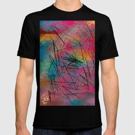 Facing Randomness. T-shirt