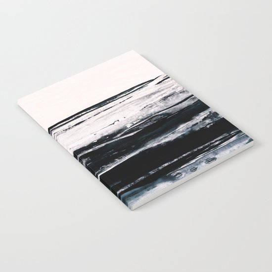 abstract minimalist landscape 9 Notebook