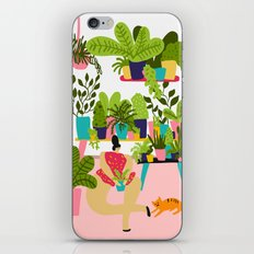 Love Plants iPhone Skin