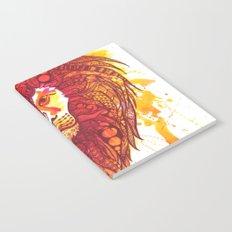 Lion Heart Notebook