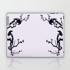 Magpies Laptop & iPad Skin